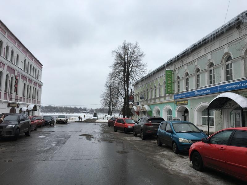 В Рыбинске проверяют состояние крыш коммерческих зданий