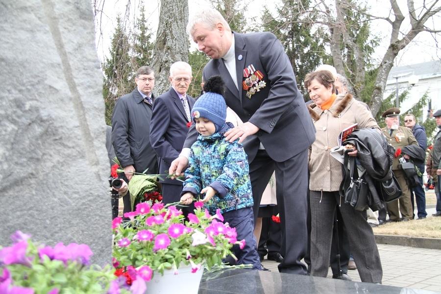 В Рыбинске пройдет мероприятие в память о ликвидаторах техногенных аварий