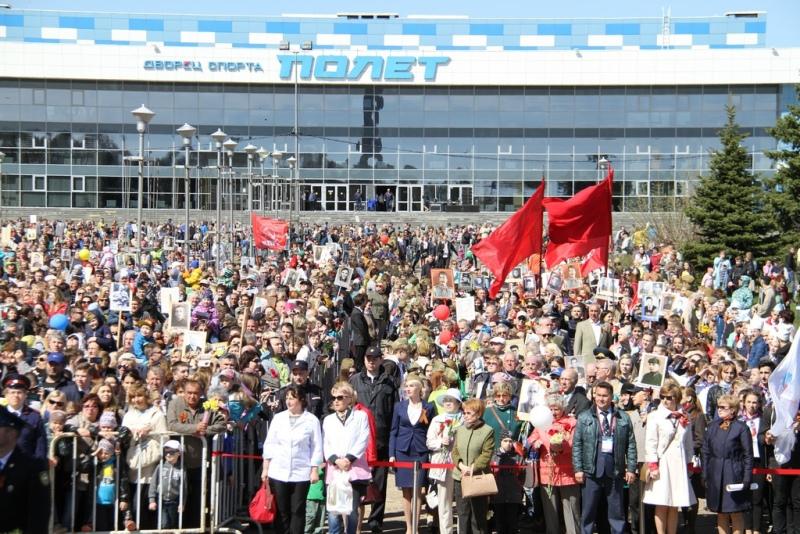 Программа празднования 74-й годовщины Дня Победы в Рыбинске