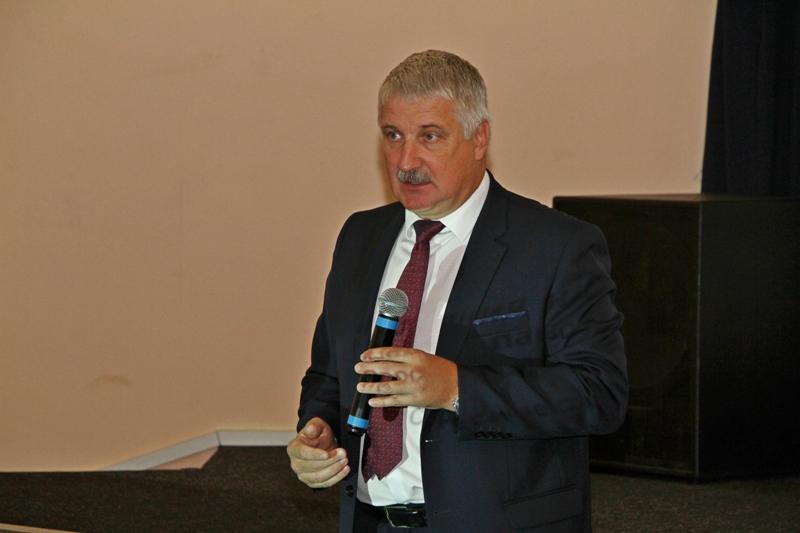 Денис Добряков: «Наша цель – это создание команды между бизнесом, промышленностью и властью»