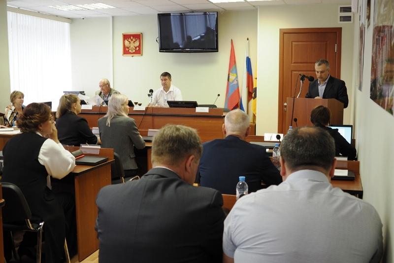 Городские депутаты поддержали передачу МУП «Теплоэнерго» инвестору