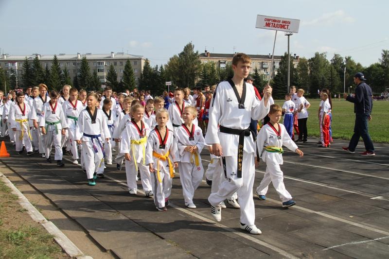14 сентября на стадионе «Метеор» состоится День спорта