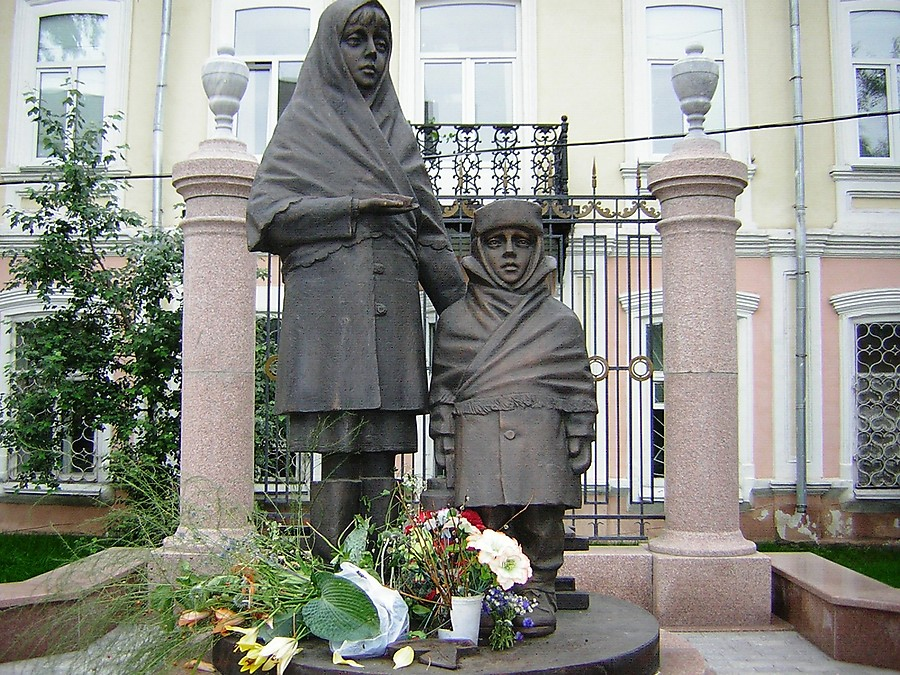 В Рыбинске идет сбор средств на памятник детям войны