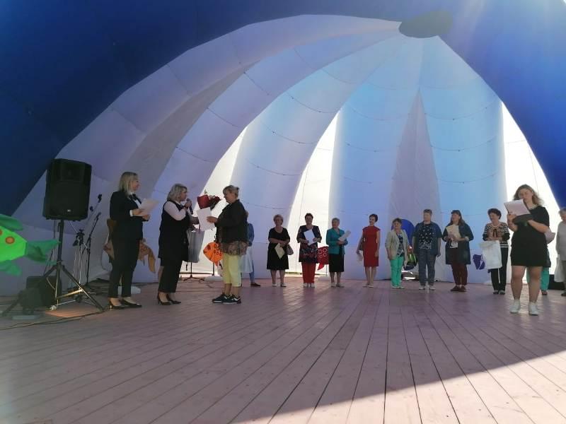 В Рыбинске наградили победителей «цветущего» конкурса