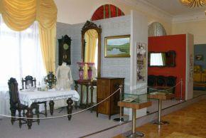 Экспозиция в Рыбинском музее