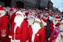 В НаШествии приняли участие более 1600 Дедов морозов