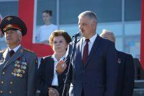 Поздравление от главы города Д.В.Добрякова